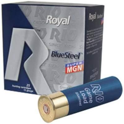ΦΥΣΙΓΓΙΑ Rio BlueSteel Royal Magnum