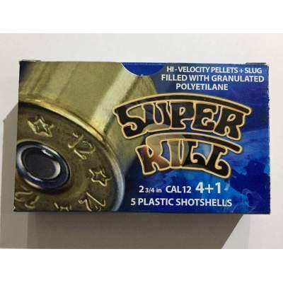 ΔΡΑΜΙΑ SUPER KILL 4+1Βολα