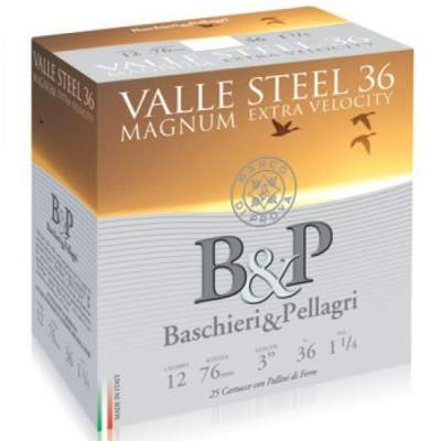 ΦΥΣΙΓΓΙΑ B&P VALLE STEEL 36