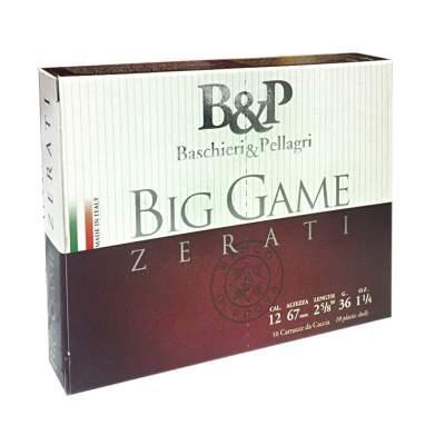 ΦΥΣΙΓΓΙΑ B&PBIG GAME ZERATI 27βολα