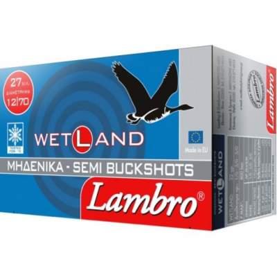 ΦΥΣΙΓΓΙΑ LAMBRO WETLAND 33gr No 3/0